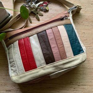 Buenrostro Handmade Leather Crossbody Bag